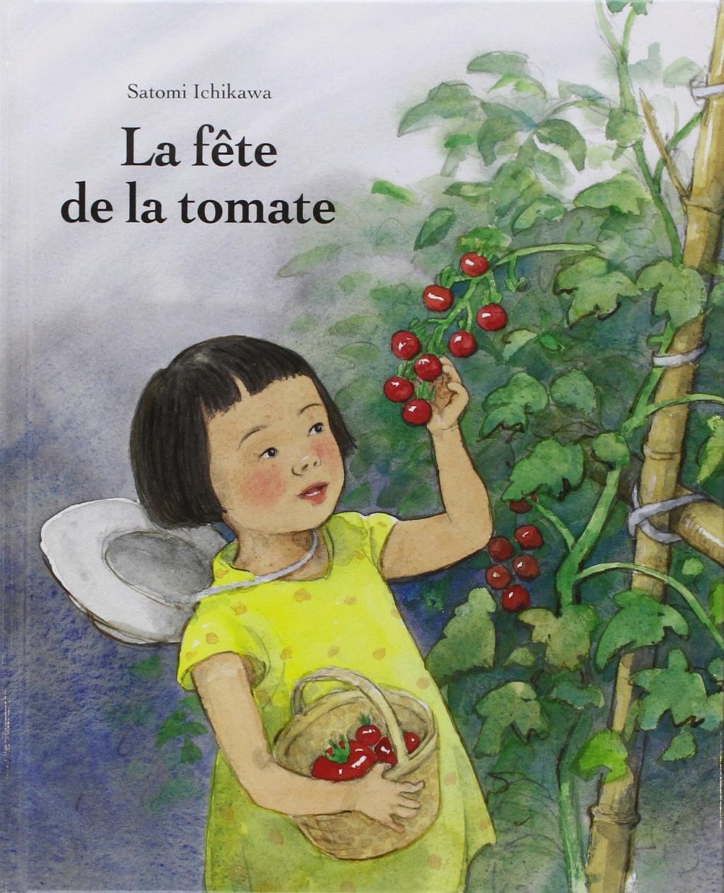 """26/06 - l'heure du conte : """"la fête des tomates"""" Institut français 22 avenue de la Marche verte 15 heures Tomate10"""