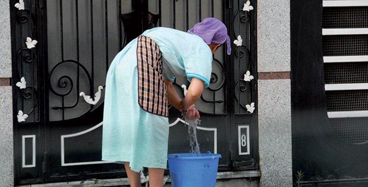 Personnel de maison : le verre à moitié plein ou le verre à moitié vide ? Travai11