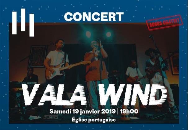 19/01 - Concert : Vala Wind  Vala_w10