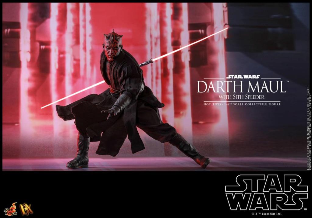 EP I - DARTH MAUL DX SPEEDER EDTION - DX17 37671710