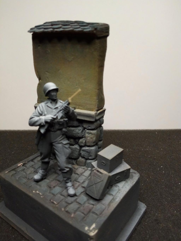 LIBERATION DE COUTANCES 07/1944 . 2de US ARMORED DIV - NEMROD - 1/35  -  TERMINE Img_2135