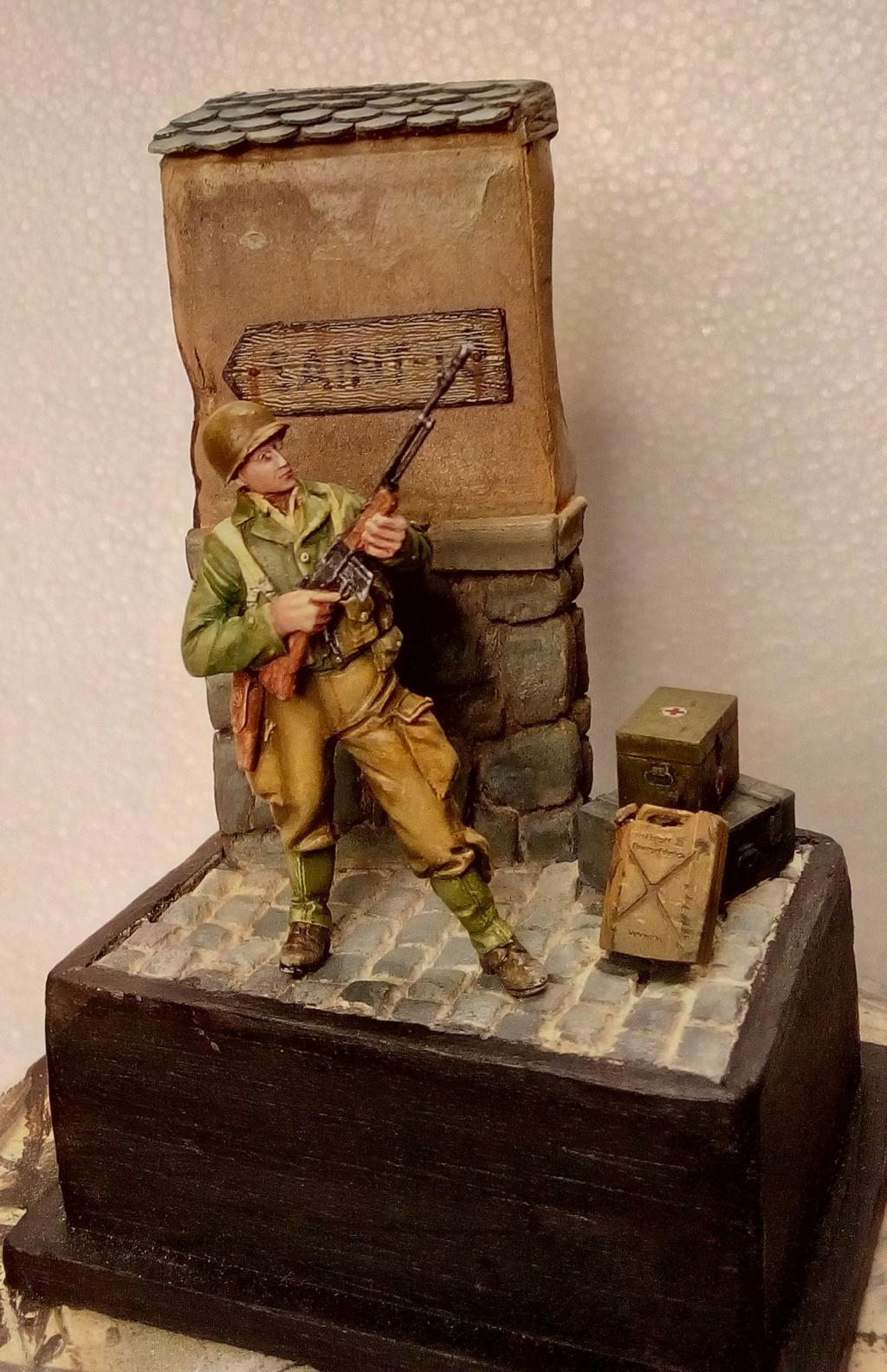 LIBERATION DE COUTANCES 07/1944 . 2de US ARMORED DIV - NEMROD - 1/35  -  TERMINE Img_2203