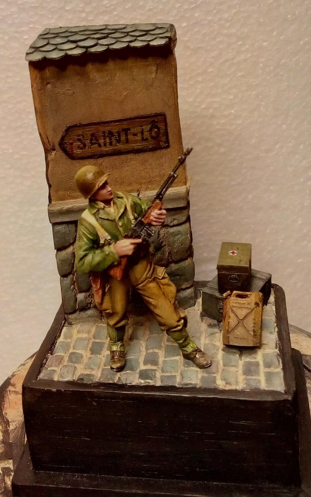 LIBERATION DE COUTANCES 07/1944 . 2de US ARMORED DIV - NEMROD - 1/35  -  TERMINE Img_2205