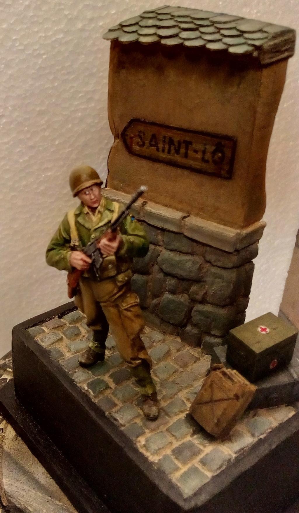 LIBERATION DE COUTANCES 07/1944 . 2de US ARMORED DIV - NEMROD - 1/35  -  TERMINE Img_2206