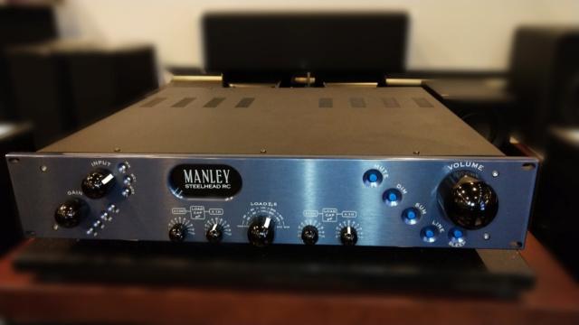 Manley Steelhead RC - Phono Tube Pre-Amp (Sold) 15591912