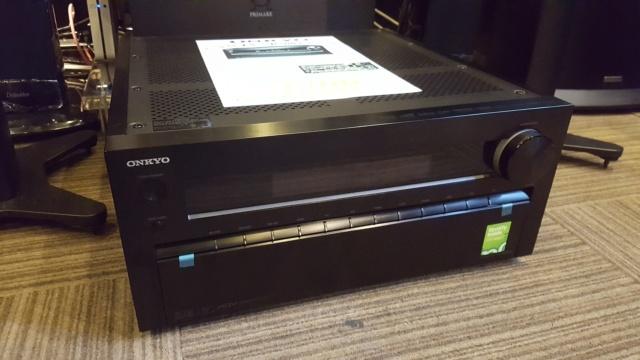 Onkyo TX-NR809 7.2 AV Receiver (Used) 20180410