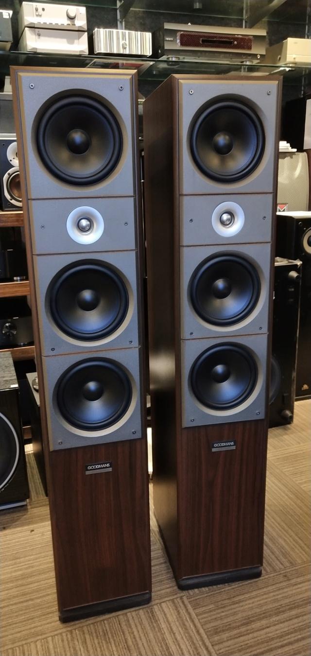 Goodmans - S-36F - Floorstand Speaker ( Sold ) Img_2030