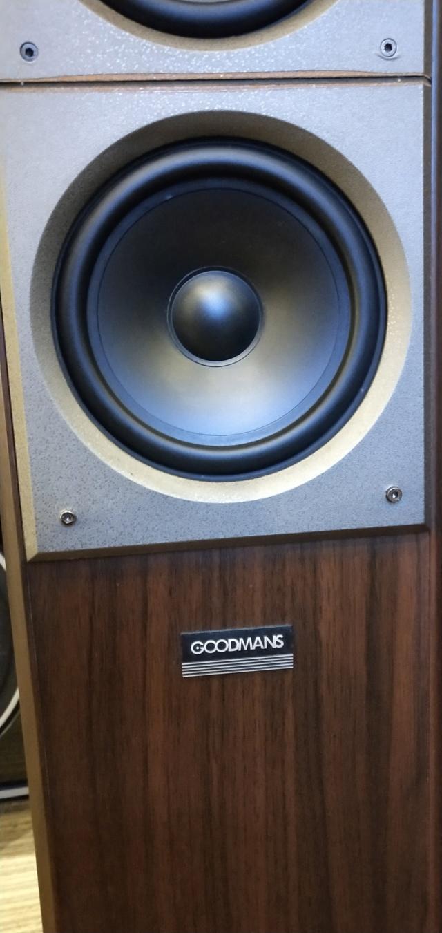 Goodmans - S-36F - Floorstand Speaker ( Sold ) Img_2031