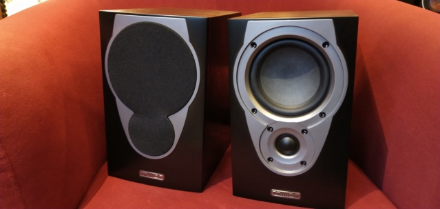 Mission MX-1 Bookshelf Speaker (Used) Img_2033