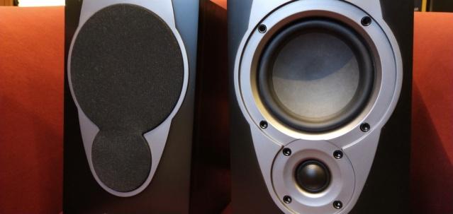 Mission MX-1 Bookshelf Speaker (Used) Img_2034