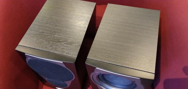 Mission MX-1 Bookshelf Speaker (Used) Img_2035