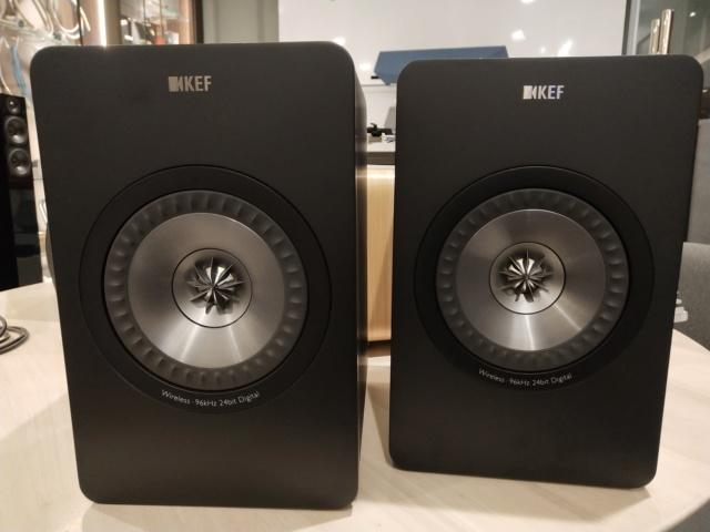 KEF - X300A Wireless Speaker ( Used ) Img_2063