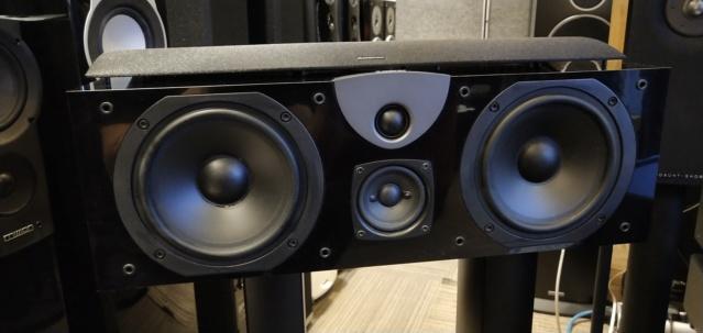AudioPro - Black Vector V.2 - Center Speaker (Used) Img_2083