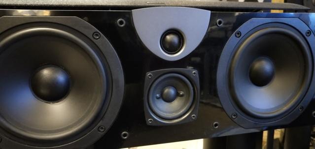 AudioPro - Black Vector V.2 - Center Speaker (Used) Img_2084