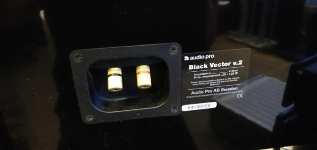 AudioPro - Black Vector V.2 - Center Speaker (Used) Img_2085