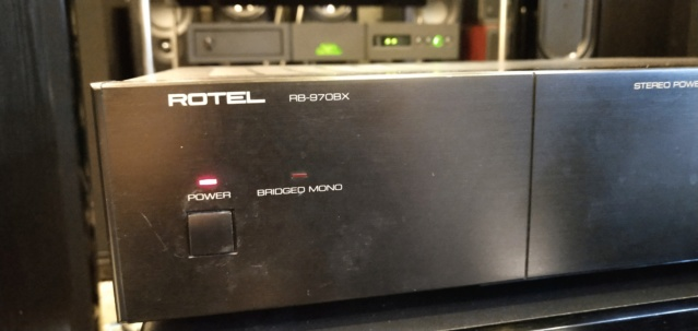 Rotel RB970BX Stereo Power Amp (Used) Img_2097