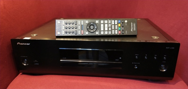 Pioneer - BDP-LX88 - BluRay Player (Sold) Img_2121