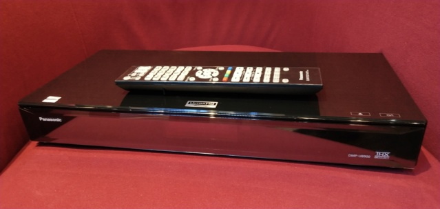 Panasonic - DMP-UB900 - 4k BluRay Player (Used) Img_2124