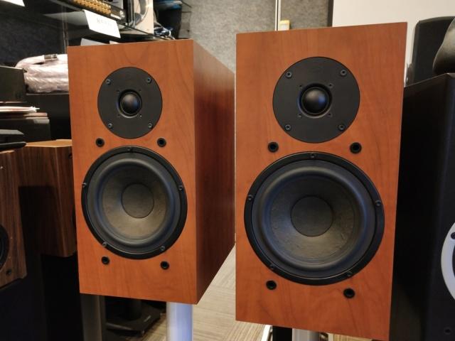 DLS - R60 Bookshelf Speaker (Used) Img_2126