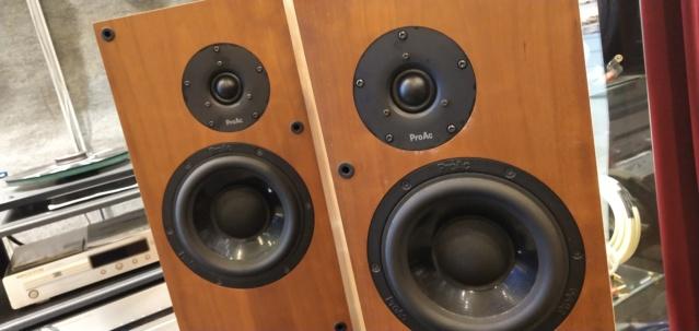 ProAc - Responce D25 - Floorstand Speaker ( Used ) Img_2219