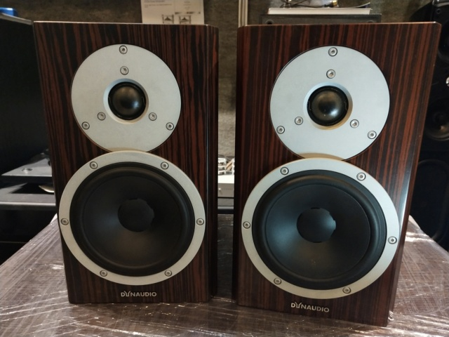 Dynaudio - Excite X14 - Rosewood - Bookshelf Speaker (Sold) Img_2257