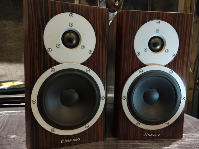 Dynaudio - Excite X14 - Rosewood - Bookshelf Speaker (Sold) Img_2258