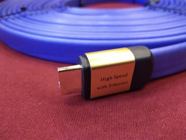 Golden Sound - HD-V1000 - HDMI Cable - 10M - Used Img_2281