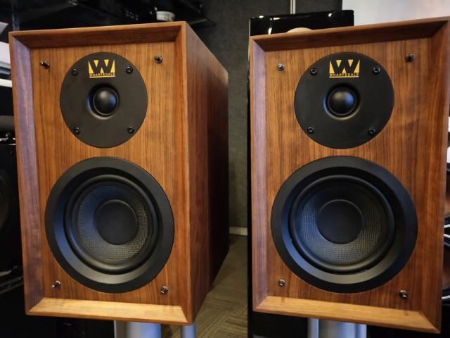 Wharfedale - Denton 80th Anniversary - Bookshelf Speaker (Used) Img_2283