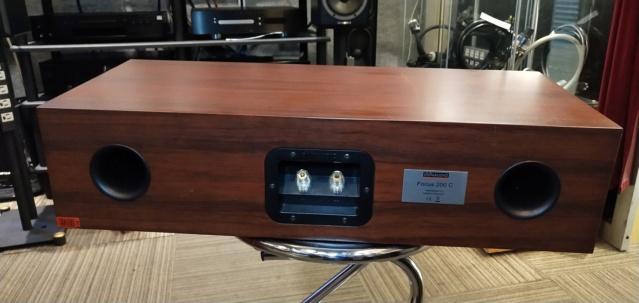 Dynaudio - Focus 200C - Center Speaker (Sold) Img_2293