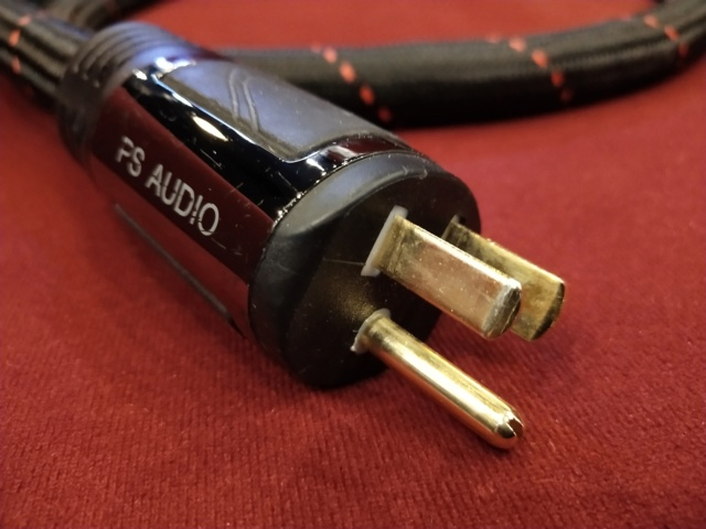 PS Audio - Perfect Wave AC10 - US Power Cable - 1.5m (Sold) Img_2297