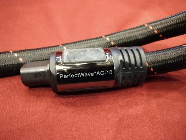 PS Audio - Perfect Wave AC10 - US Power Cable - 1.5m (Sold) Img_2298
