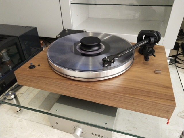 Pro-Ject - Xtension 9 Evo With MC Quintet Black + Phono Box RS (Sold) Img_2317