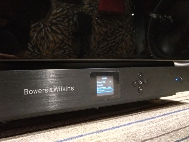 "Bowers & Wilkins - DB1 - 12"" Active Subwoofer  (Used) Img_2384"