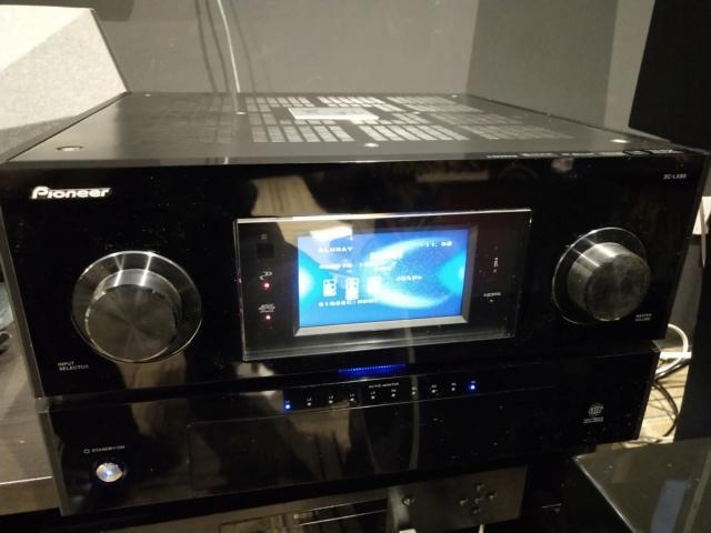 Pioneer SC-LX90 - 10.2 Channel AV Receiver (Used)  Img_2388