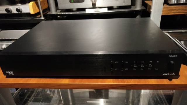 Audiolab - 8000PPA - MM/MC Phono Stage . (Used) Img_2401