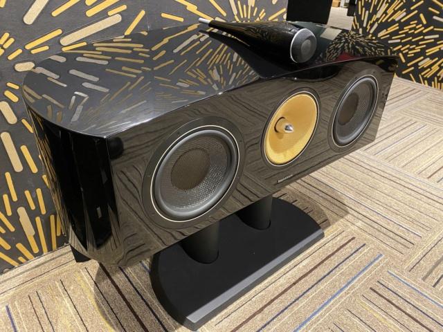 Bowers & Wilkins - HTM2 Diamond D2 - Center Speaker (Used)  Mmexpo20