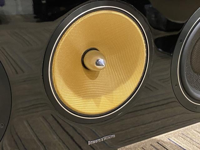 Bowers & Wilkins - HTM2 Diamond D2 - Center Speaker (Used)  Mmexpo21
