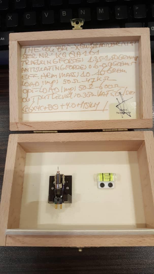 Van Den Hul - Colibri XGW - MC Cartridge (Used) Whatsa10