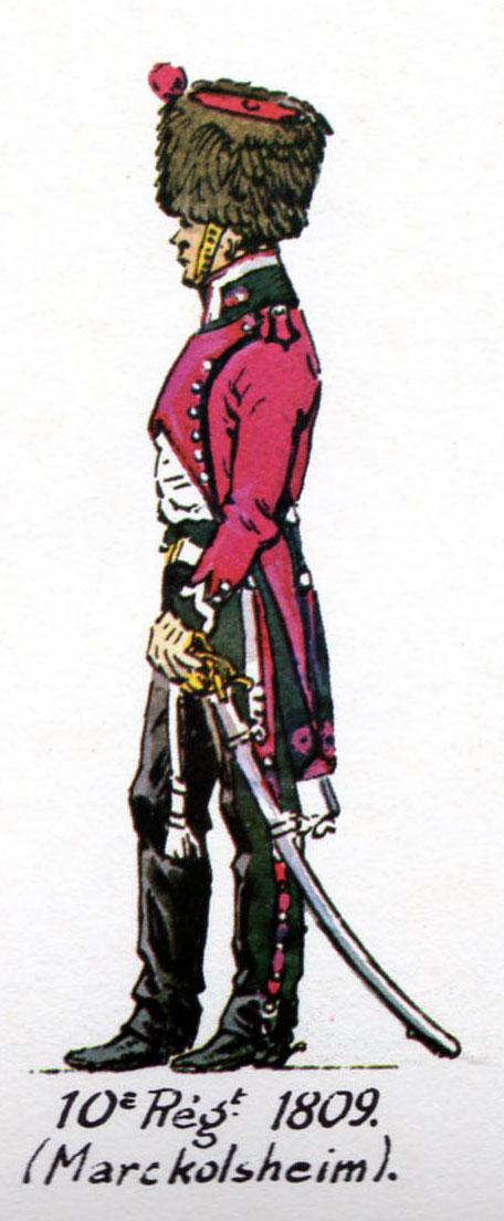 Trompette de Chasseurs à cheval 1809_210