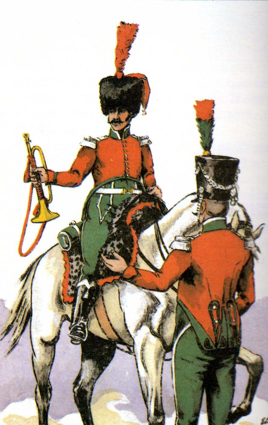 Trompette de Chasseurs à cheval 1810_311