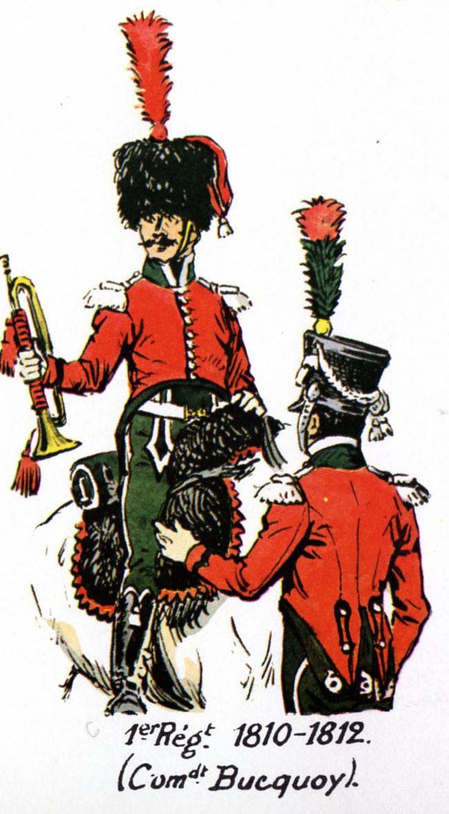 Trompette de Chasseurs à cheval 1810_410