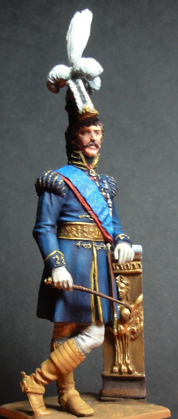 Vitrine de MarcM, Murat en amiral napolitain - Page 15 Dsc00335