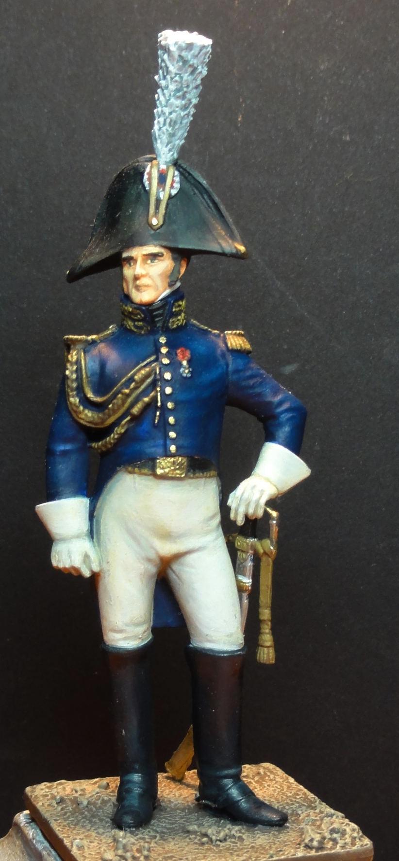 Vitrine de MarcM, colonel chevau-légers napolitains - Page 13 Dsc09416