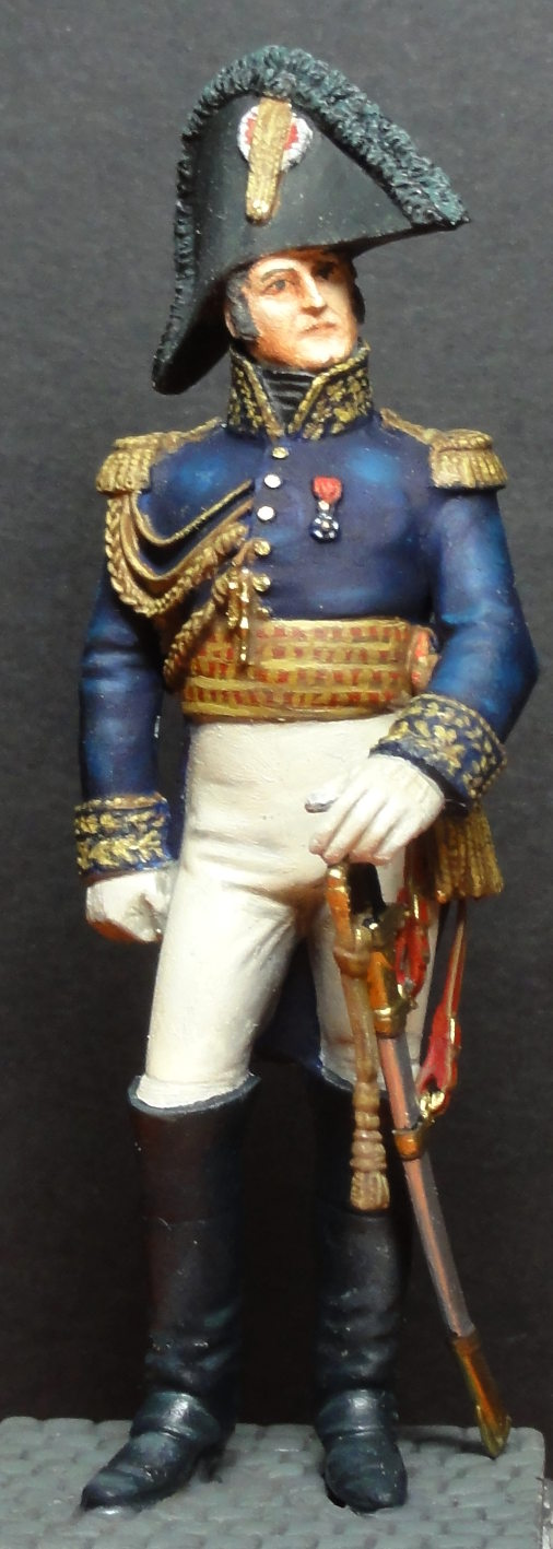 Vitrine de MarcM, colonel chevau-légers napolitains - Page 13 Dsc09424
