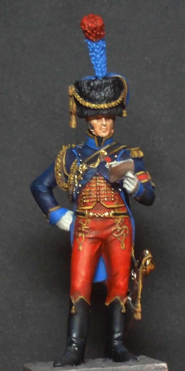 Vitrine de MarcM, Murat en amiral napolitain - Page 14 Dsc09717