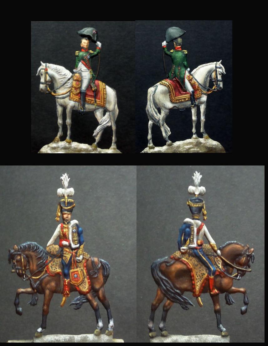 Les trophées d'Austerlitz, plats d'étain, 15e sujet, mameluck - Page 3 Im_111