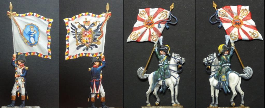 Les trophées d'Austerlitz, plats d'étain, 15e sujet, mameluck - Page 3 Im_411