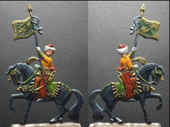 Étendards de cavalerie russes Mamelu12