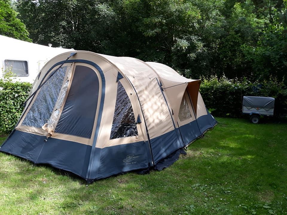 """Retour sur le camping """" Nantes camping"""" 35389311"""