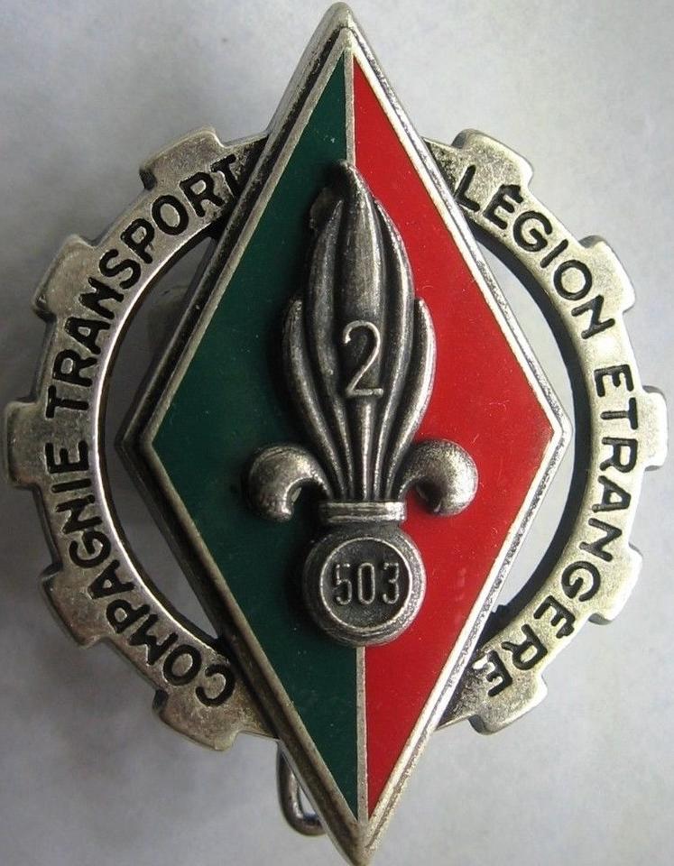 Insignes d'unité spécialisées. - Page 3 Ctle_212